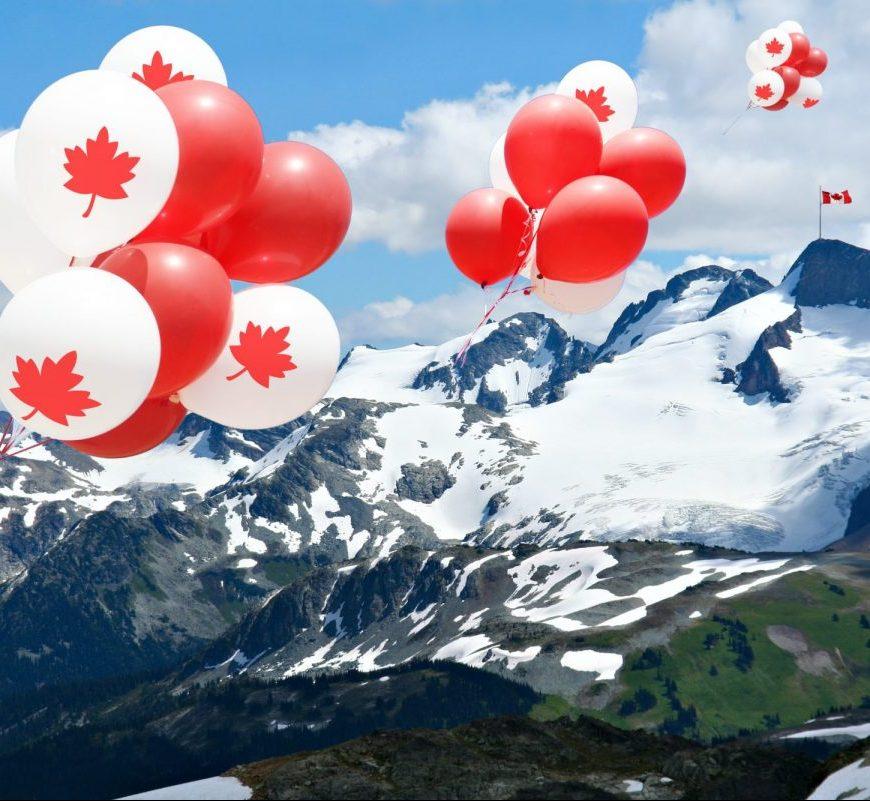 Viaja a Canada