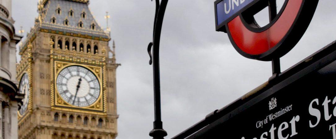 Trabaja en Londres