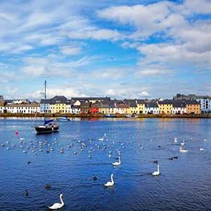 vive un gap year estudiando en Galway