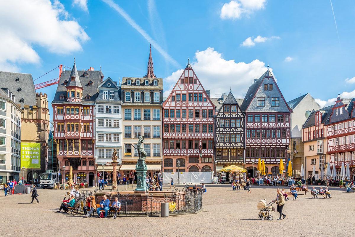 aprender aleman en Frankfurt