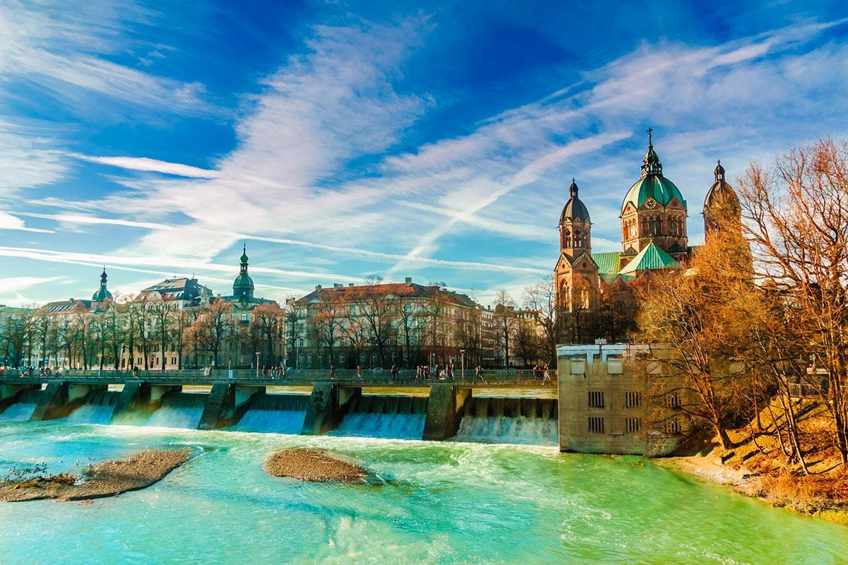 Aprende alemán en Munich
