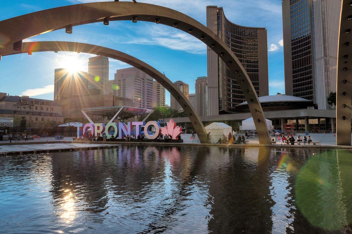 Estudia y viaja Toronto