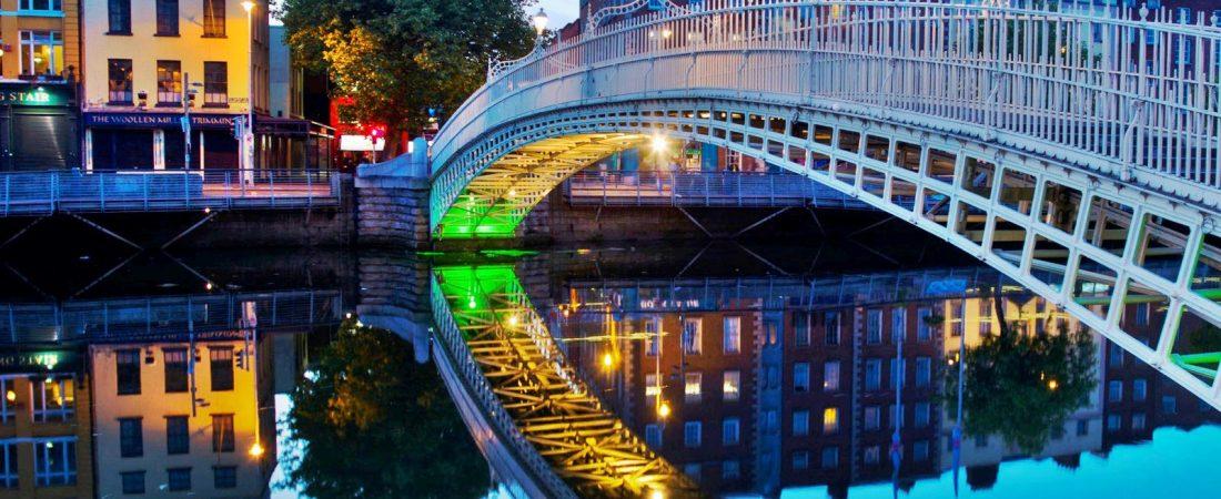 Vista de Dublin